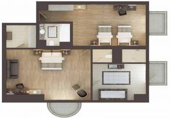 Deluxe Superior Family Room